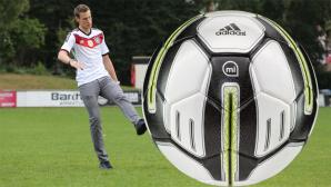 Adidas Smart Ball©Adidas, COMPUTER BILD