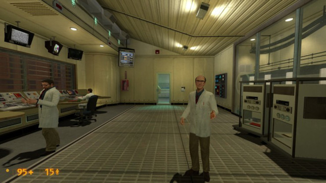 Actionspiel Black Mesa ©Valve