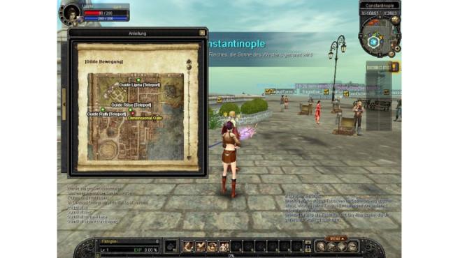 Online-Rollenspiel Silkroad ©Joymax