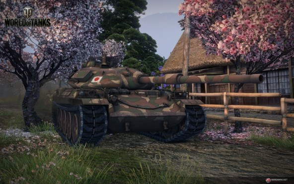 Platz 1: World of Tanks © wargaming.net