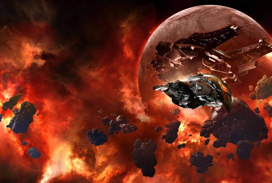 Platz : Eve Online ©CCP Games
