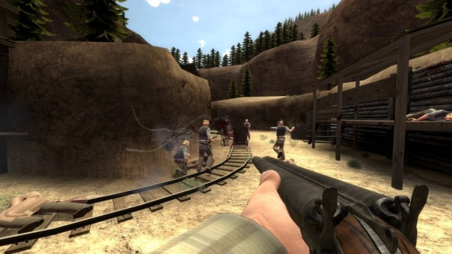 Platz : Fistful of Frags ©Fistful of Frags Team