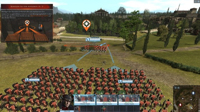 Platz : Total War – Arena © Wargaming.net