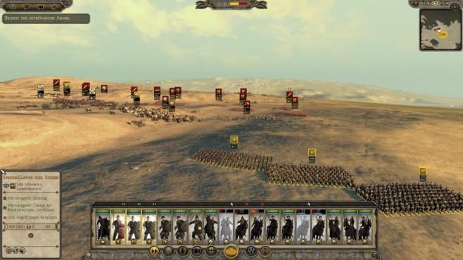 Total War – Attila: Der Hunnenkönig kommt!©SEGA, Creative Assembly, Koch Media