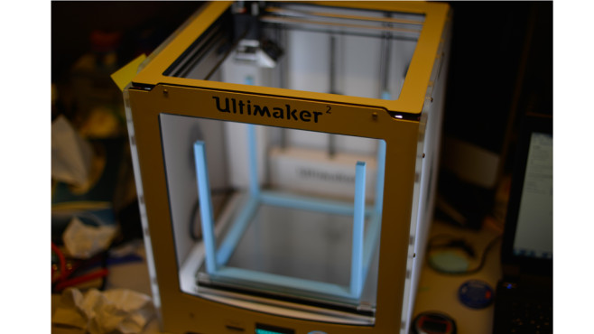 Ultimaker Ultimaker 2 ©COMPUTER BILD