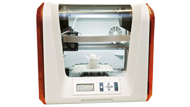 XYZ Printing Da Vinci Junior ©COMPUTER BILD