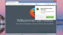 Firefox: Gut anpassbarer Browser©COMPUTER BILD