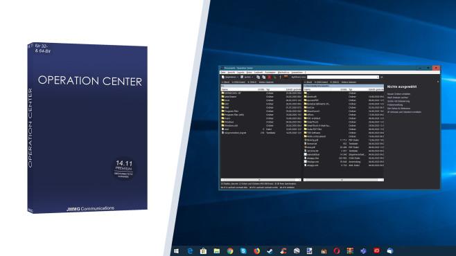 Operation Center 14Premium: Dateimanager mit Screenshots u.v.m. ©COMPUTER BILD
