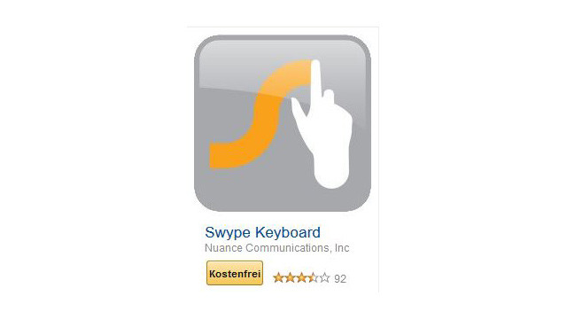 Swype Keyboard © Nuance Communications, Inc