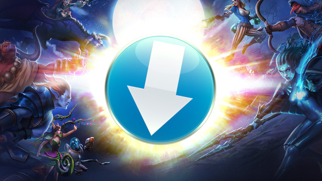 Mega-Downloadgames©Ignite, S2 Games, Undeadscout, Garena, Totem Arts, �istock/Soubrette