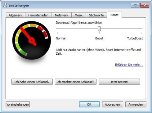 YouTube To MP3 ©COMPUTER BILD