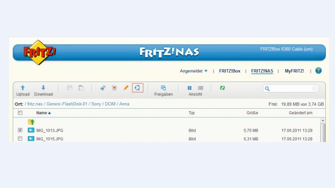 Browser als Media-Player ©COMPUTER BILD