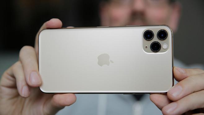 Apple iPhone 11 Pro Max©COMPUTER BILD