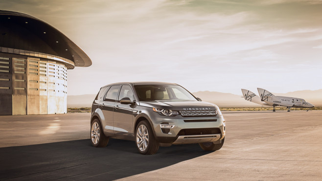 Land Rover Discovery ©Land Rover