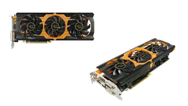 Sapphire Radeon R9 280X TRI-X OC 3072MB GDDR5 ©Sapphire