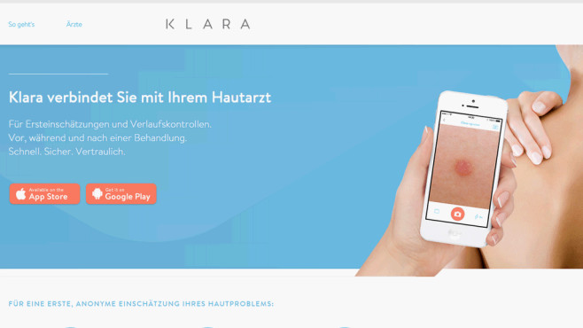 Klara Screenshot © Goderma