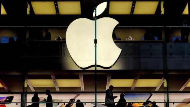 Apple-Logo©dpa - Bildfunk