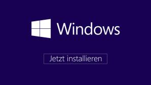 Windows 10 installieren©Microsoft