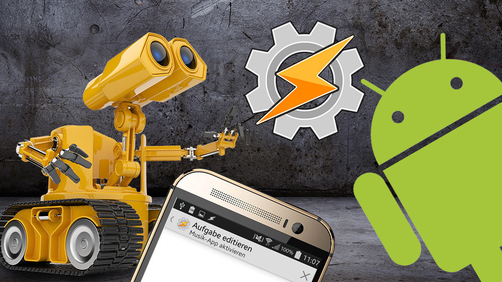 Android Automatisieren