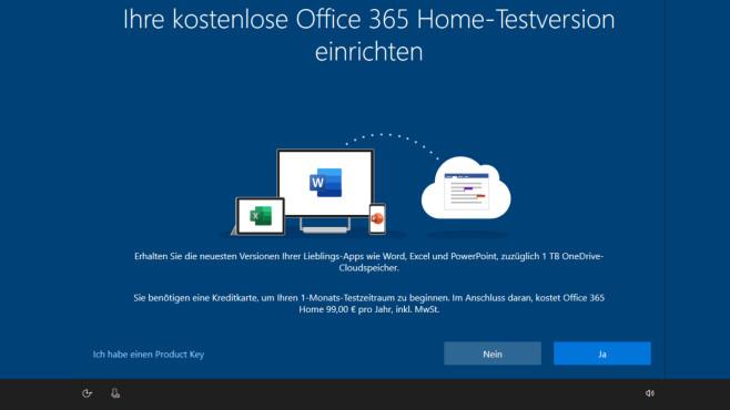Windows 10 einrichten ©COMPUTER BILD