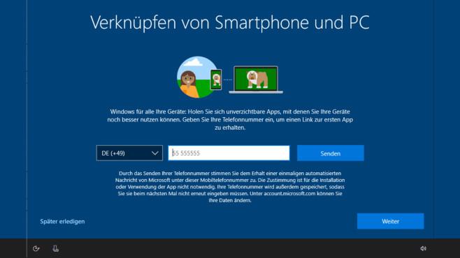 Windows 10: einrichten ©COMPUTER BILD
