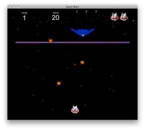 Space Wars (Mac)