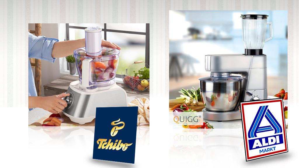 Küchenmaschinen Von Aldi Und Tchibo Computer Bild