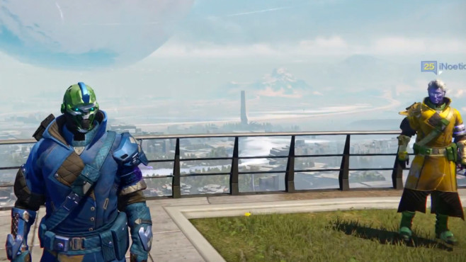 Destiny: Exotische Items ©Activision, YouTube-User Chief Canuck