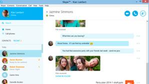 Skype 7.0©Skype, Microsoft