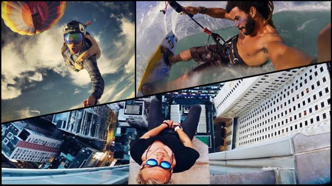 Extrem-Selfies: Das sind die gefährlichsten Fotos der Welt Nervenkitzel: Selfies in Extrem-Situation sind der neuste Trend in den sozialen Netzwerken.©Eric Ingargiola, genesisreyesphotography, kulkimoose, Instagram