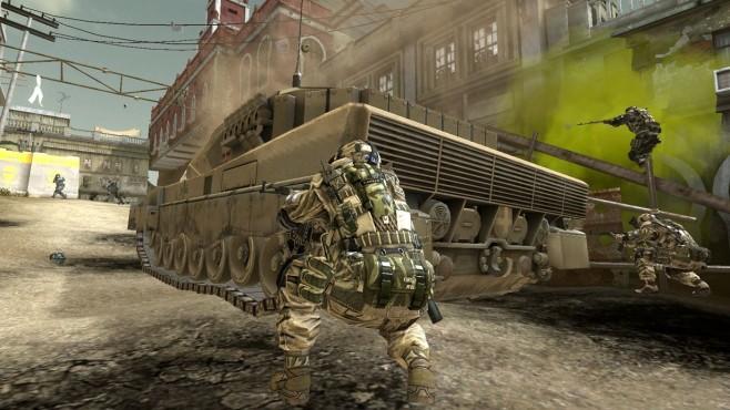 Alliance of Valiant Arms ©Aeria Games