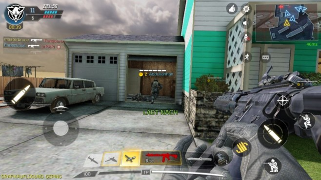 Call of Duty Mobile ©Activision