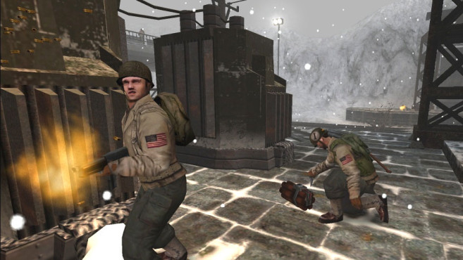Wolfenstein – Enemy Territory ©Splash Damage
