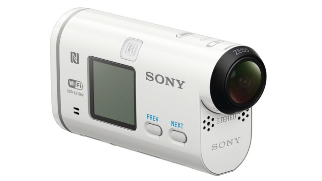 Sony HDR-AS100V © Sony