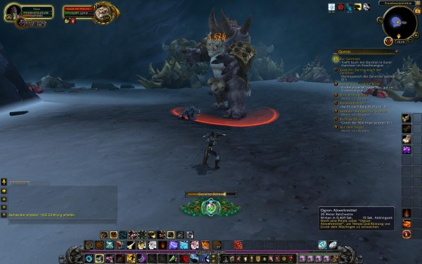 WoW – Warlords of Draenor: Stufe 100 ©Blizzard