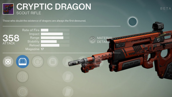 Destiny: Cryptic Dragon © Activision