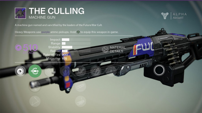 Destiny: The Culling © Activision