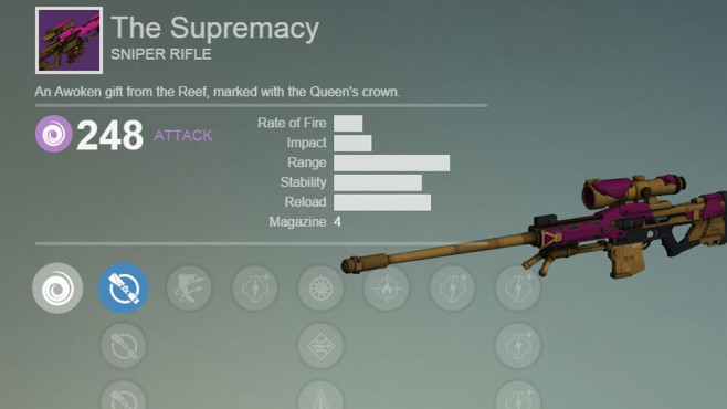 Destiny: The Supremacy © Activision