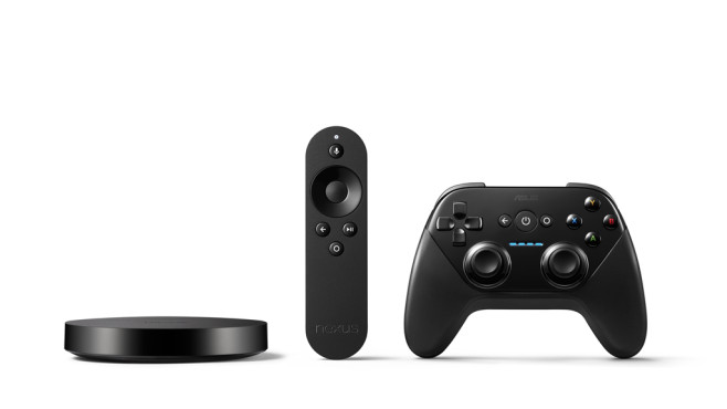 Nexus Player © Google Inc.