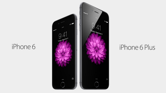Apple iPhone 6 und iPhone 6 Plus © Apple
