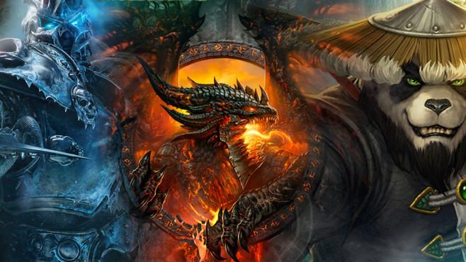 World of Warcraft: Helden©Activision-Blizzard