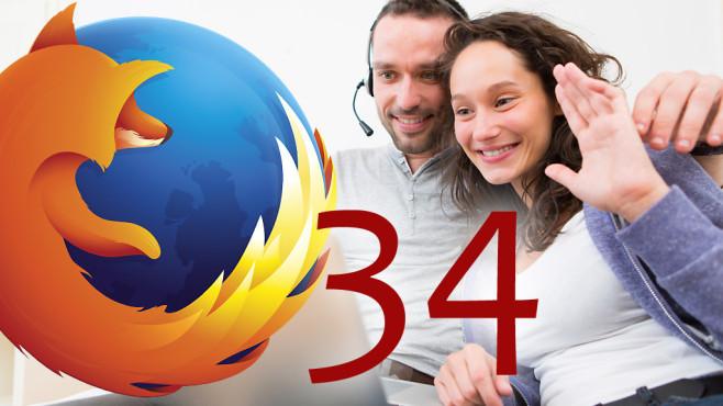 Firefox 34©Mozilla, Production Perig - Fotolia.com