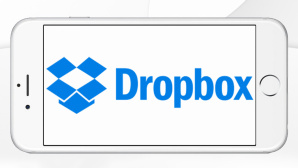 Dropbox-App für iOS © Apple, Dropbox