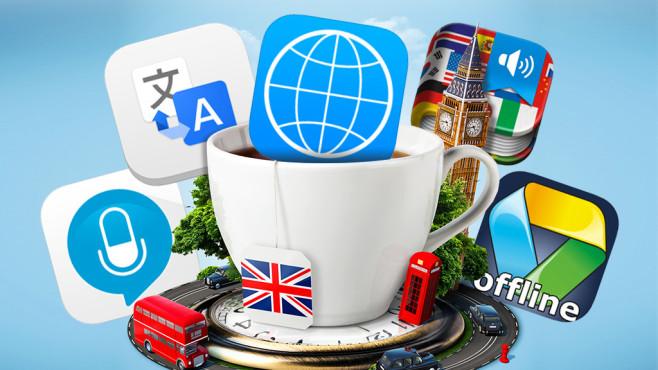 Dolmetscher-Apps im Vergleichtest©determined - Fotolia.com, Sprechen & Übersetzen, Promt, iHandy Übersetzer, iTranslate, Google