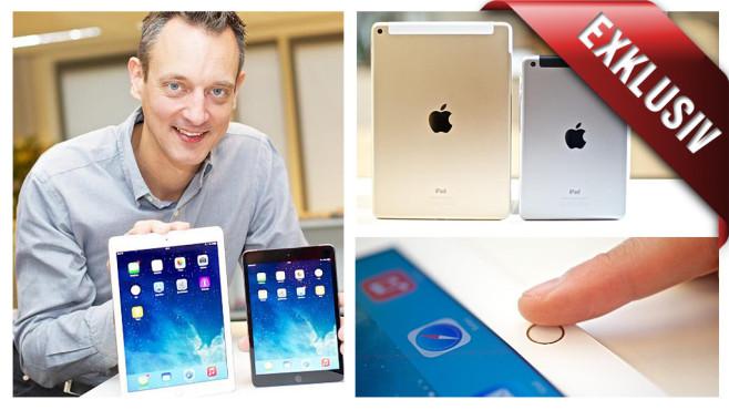 Apple iPad Air 2 ©COMPUTER BILD, BILD