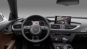 Audi Navigation Connected Car © Audi