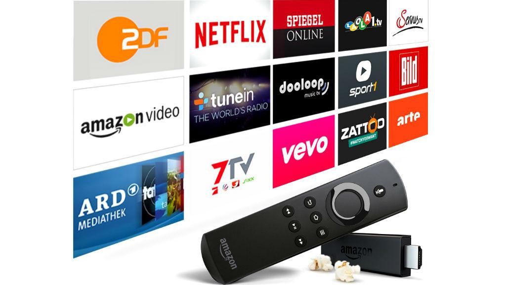 test amazon fire tv stick audio video foto bild. Black Bedroom Furniture Sets. Home Design Ideas