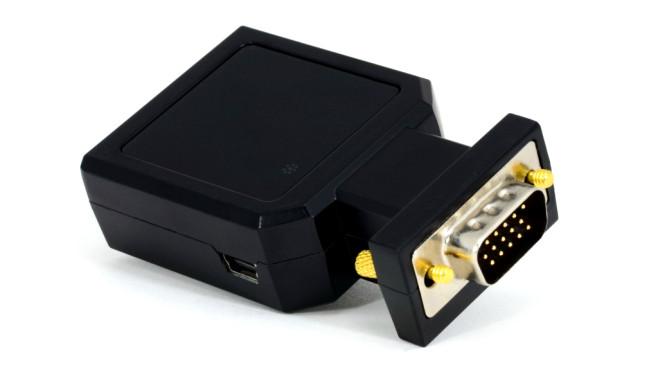 VGA auf HDMI ©CSL