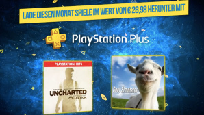PS Plus: Gratis-Spiele©Sony