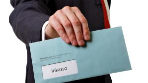 Inkasso-Schreiben erhalten?©fovito - Fotolia.com
